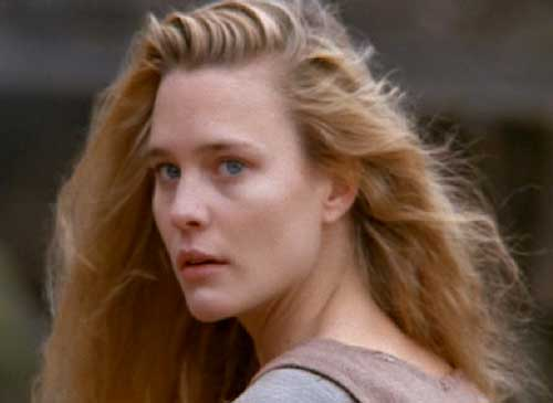 Robin Wright as The Princess Bride