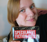 Speculative Fiction 2012 wins British Fantasy Society Award!