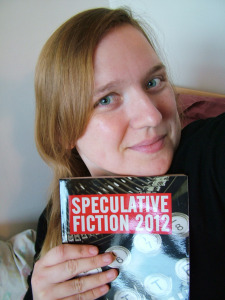 Me and Speculative Fiction 2012